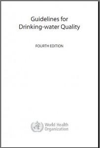 استاندارد کیفیت آب آشامیدنی WHO 2011