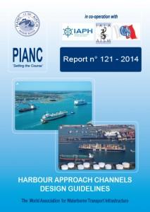 طراحی کانال ورودی بنادر (Harbour Approach Channels Design Guidelines)