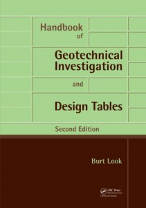 Handbook of Geotechnical Investigation