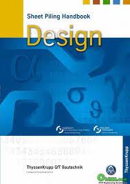 دستنامه طراحی شمع های ورقه ای (Sheet Piling Handbook -Design)