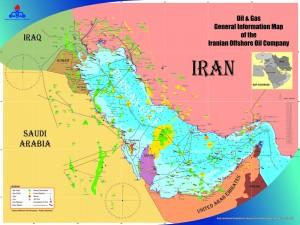 میدانهای مشترک نفت و گاز ایران