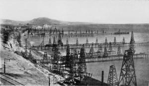 تاریخچه صنعت فراساحل-سکوهای ثابت نفتی