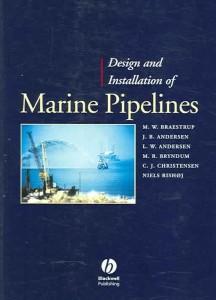 کتاب طراحی و اجرای خطوط لوله دریایی