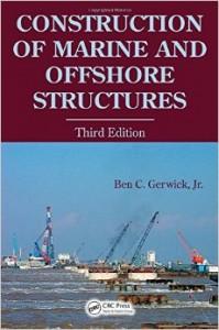 کتاب روش های اجرای سازه های دریایی