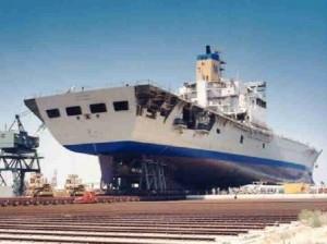 بازیافت کشتی ها و سایر سازه های دریایی