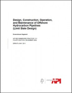 Design, Construction, Operation, and Maintenance of Offshore Hydrocarbon Pipelines