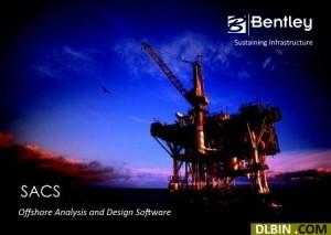 ویرایش جدید (نسخه 5.6) نرم افزار تحلیل و طراحی سازه های دریایی: نرم افزار SACS