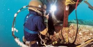 کتاب جوشکاری زیر آب سکوها و خطوط لوله دریایی
